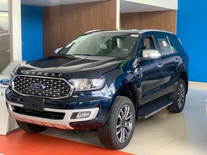 EVEREST TITANIUM 2.0L AT 4WD 2021