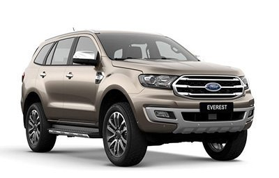 FORD EVEREST TITANIUM 2.0 4X2 AT 2021