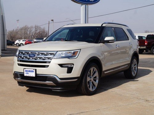 FORD EXPLORER 4WD 2020