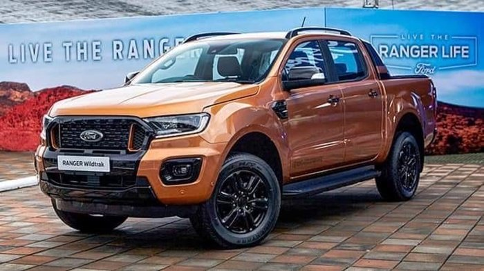 RANGER WILDTRAK 2.0L AT 4×4 2021